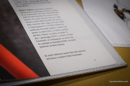 Il libro è dedicato a Paolo Facchinetti, scomparso a maggio 2014